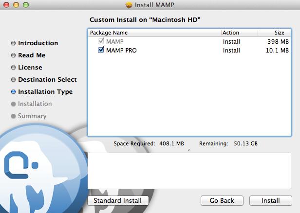 Installing WordPress with MAMP on Mac OS X – Konstantin