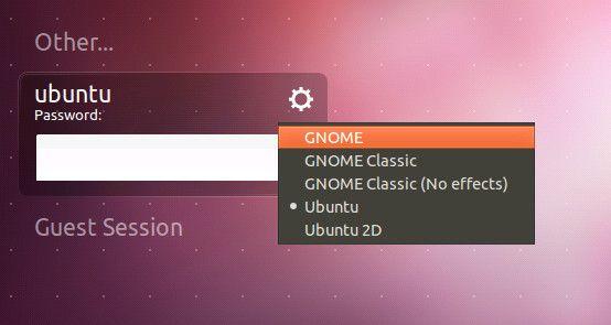 Ubuntu 11.10 Gnome 3