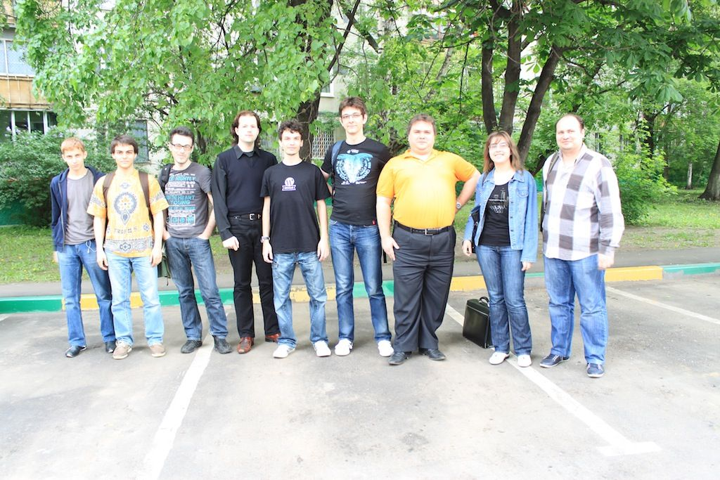 WordPress Meetup in Moscow, May 19th